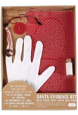Mudpie Santa Evidence Kit