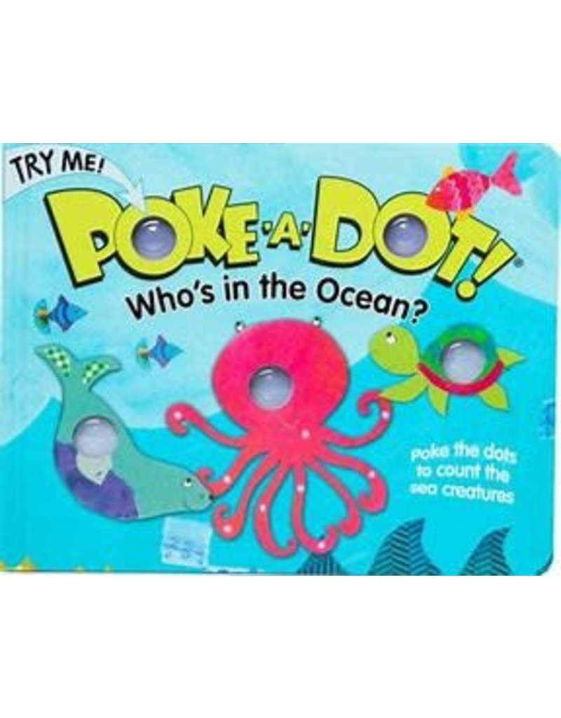 Melissa & Doug Poke-A-Dot :: Who's in the ocean