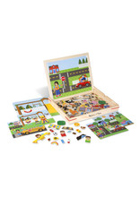 Melissa & Doug Magnetic Matching Picture Game