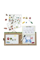 Melissa & Doug Play, Draw, Create - Farm Fun