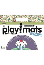 Melissa & Doug Playmats - Food Fun
