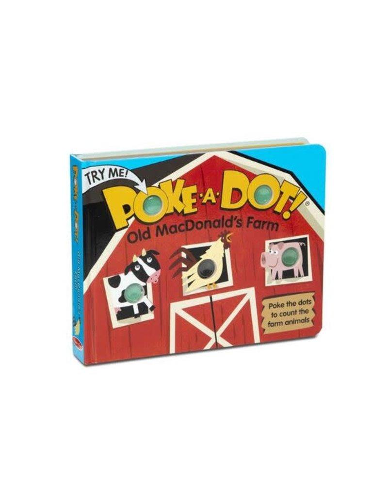 Melissa & Doug Poke-A-Dot :: Old McDonald's