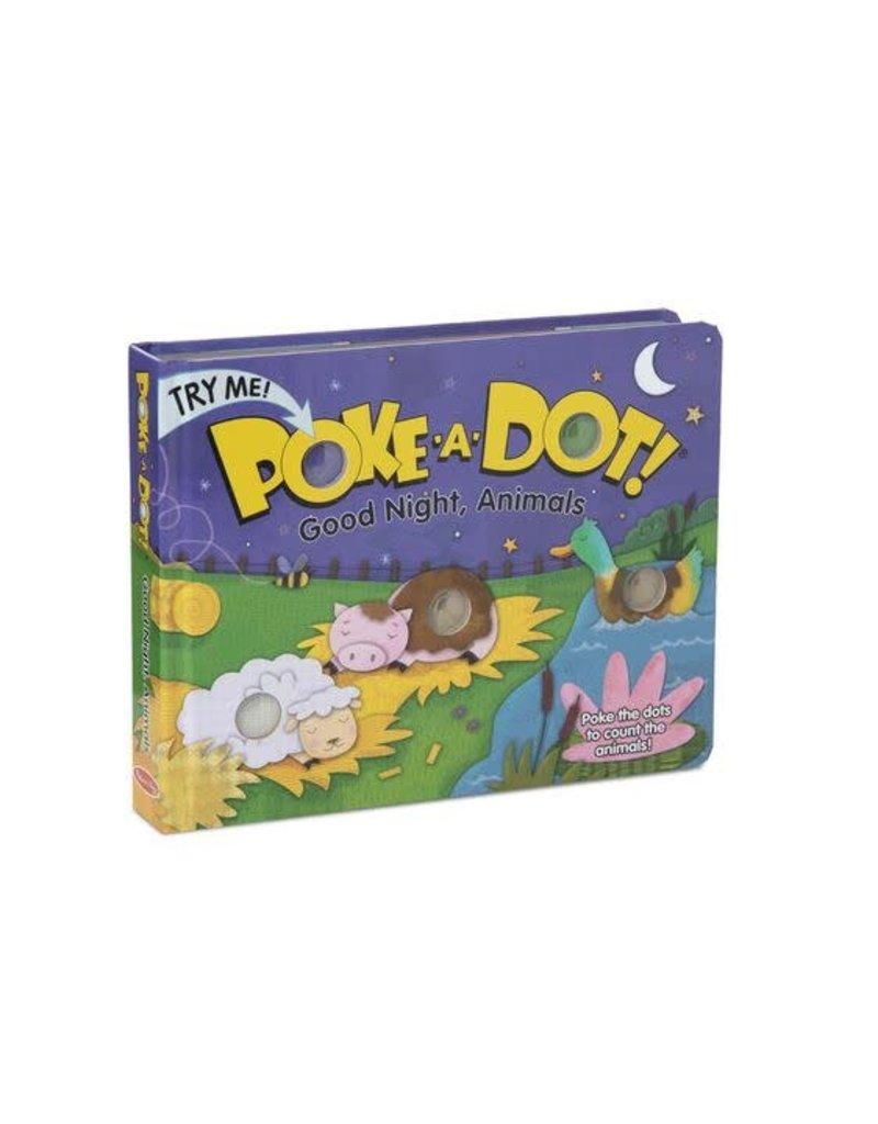 Melissa & Doug Poke-A-Dot :: Goodnight, Animals