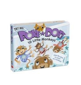 Melissa & Doug Poke-A-Dot: 10 Little Monkeys