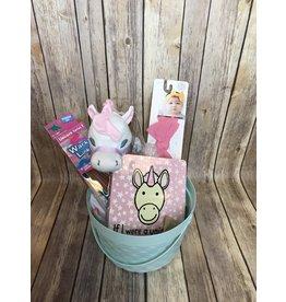 Easter Basket- Unicorn fun