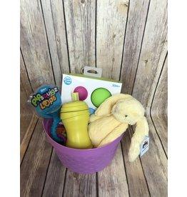 Easter Basket-Infant 3m-18m