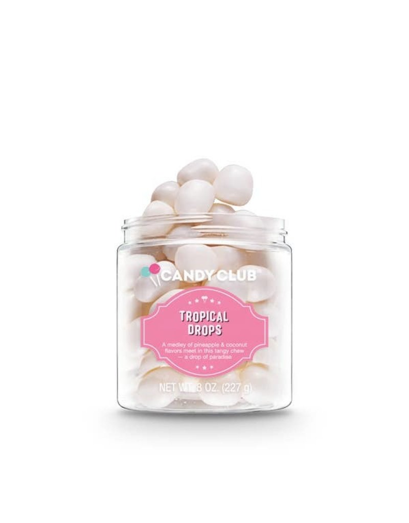 Candy Club Candy Club- Tropical Drops 6oz