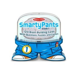 Melissa & Doug Melissa & Doug Smarty Pants-1st Grade Card Set