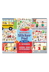 Melissa & Doug Melissa & Doug Reusable Sticker Pad- My Town