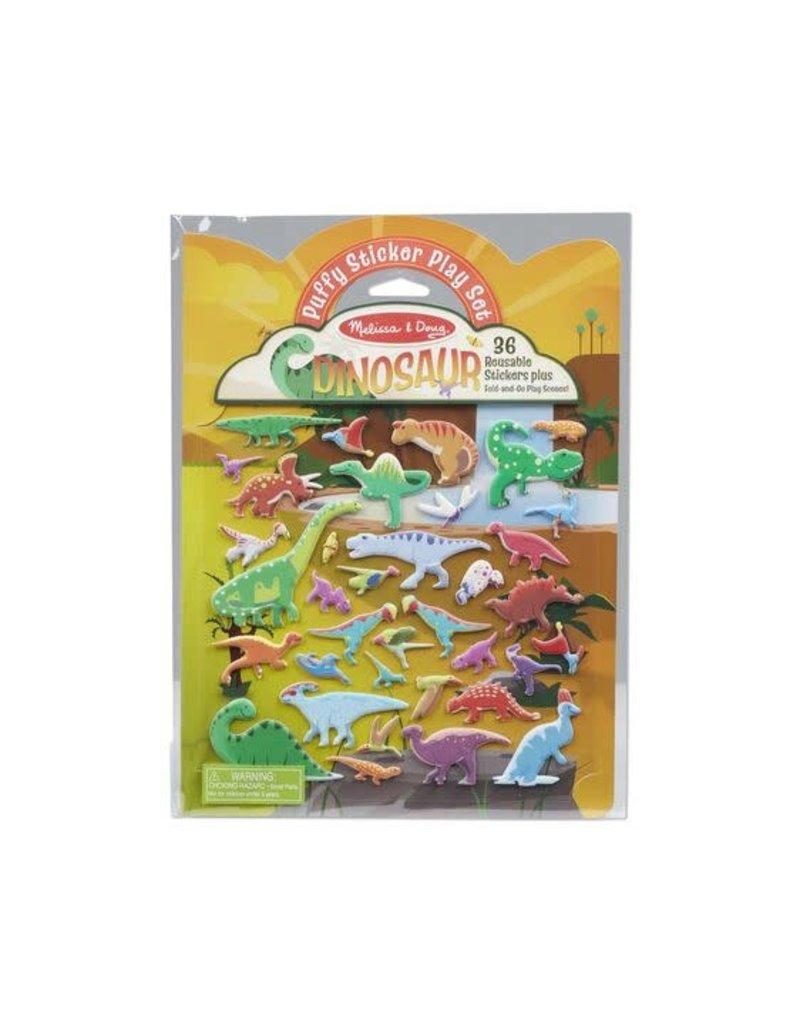 Melissa & Doug Melissa & Doug Puffy Sticker Play Set: Dinosaur