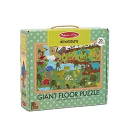 Melissa & Doug Melissa & Doug Giant Floor Puzzle-Dinosaurs