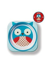Skip Hop Zoo Bowl Owl