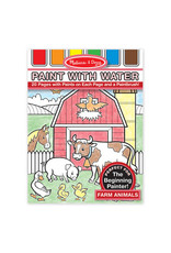 Melissa & Doug Melissa & Doug: Paint with water farm animals