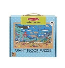 Melissa & Doug Melissa & Doug Giant Floor Puzzle: Under the Sea