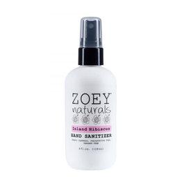 Zoey Naturals Zoey Naturals Hand Sanitizer- Island Hibiscus