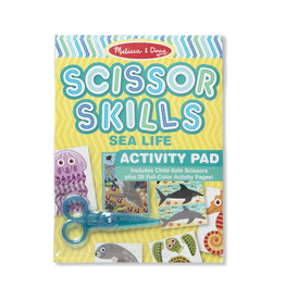 Melissa & Doug Scissor Skills Sea Life Activity Pad