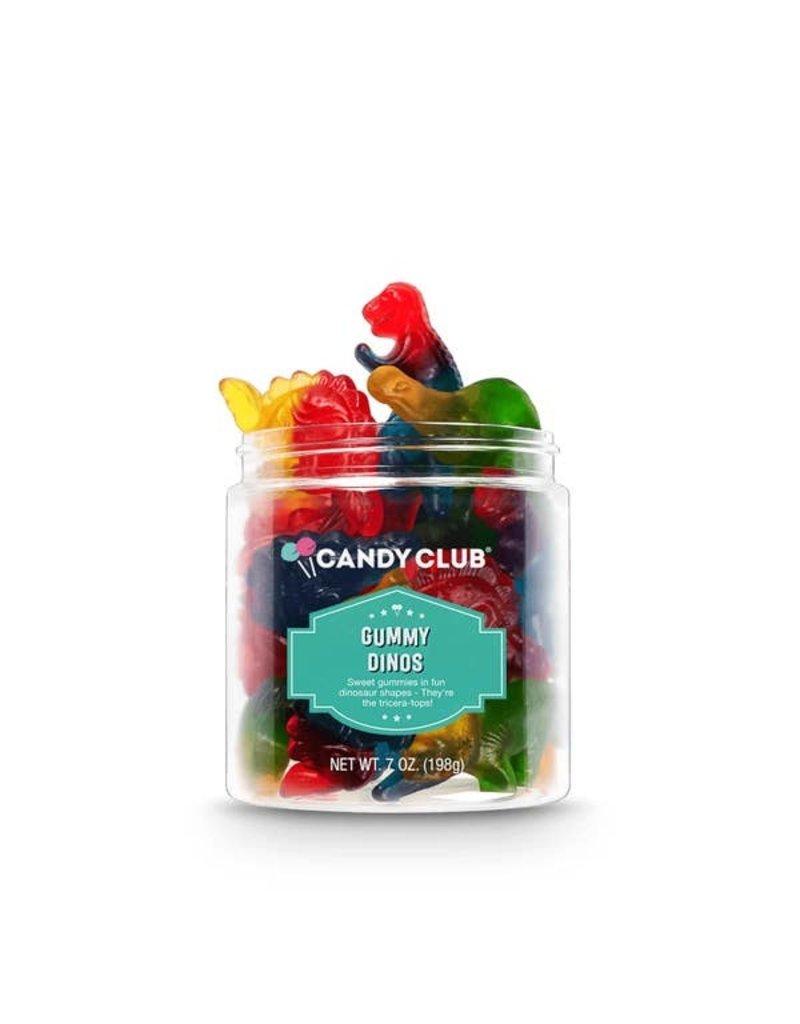 Candy Club Candy Club- Gummy Dinos 6oz
