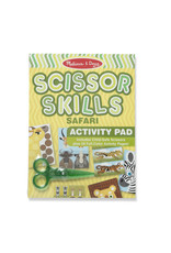 Melissa & Doug Scissor Skills Safari Activity Pad
