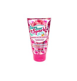 Sunshine & Glitter Sea Star Sparkle -Glamingo Glitter Sunscreen Fruit Punch