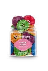 Candy Club Candy Club- Rainbow Wheels 6oz