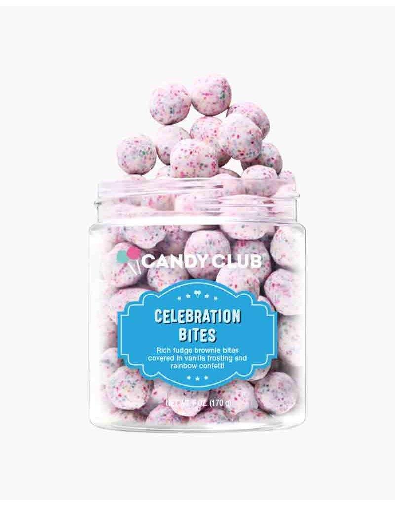 Candy Club Candy Club- Celebration Bites 6oz