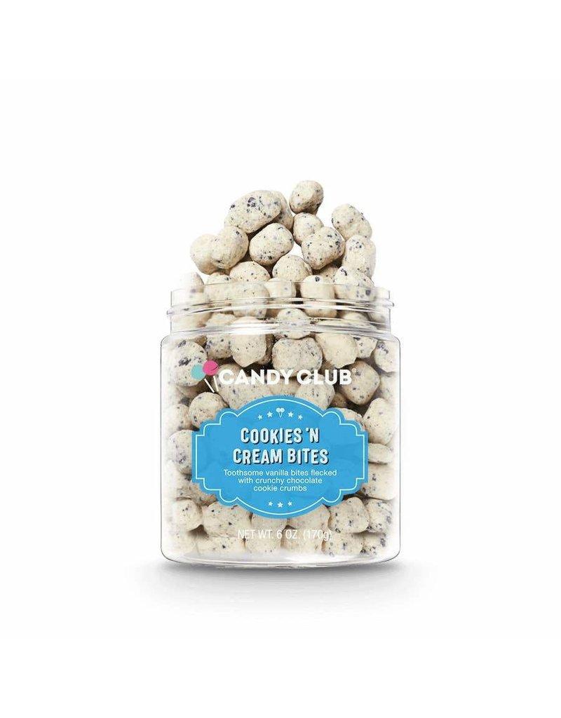 Candy Club Candy Club- Cookies n cream bites 9oz.
