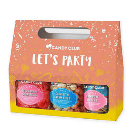 Candy Club Candy Club- Let's Party Set