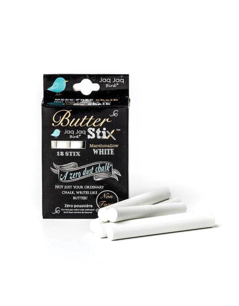 Jaq Jaq Bird ButterStix -12 pack white