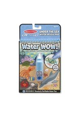 Melissa & Doug Water Wow Under the Sea Reveal Pad