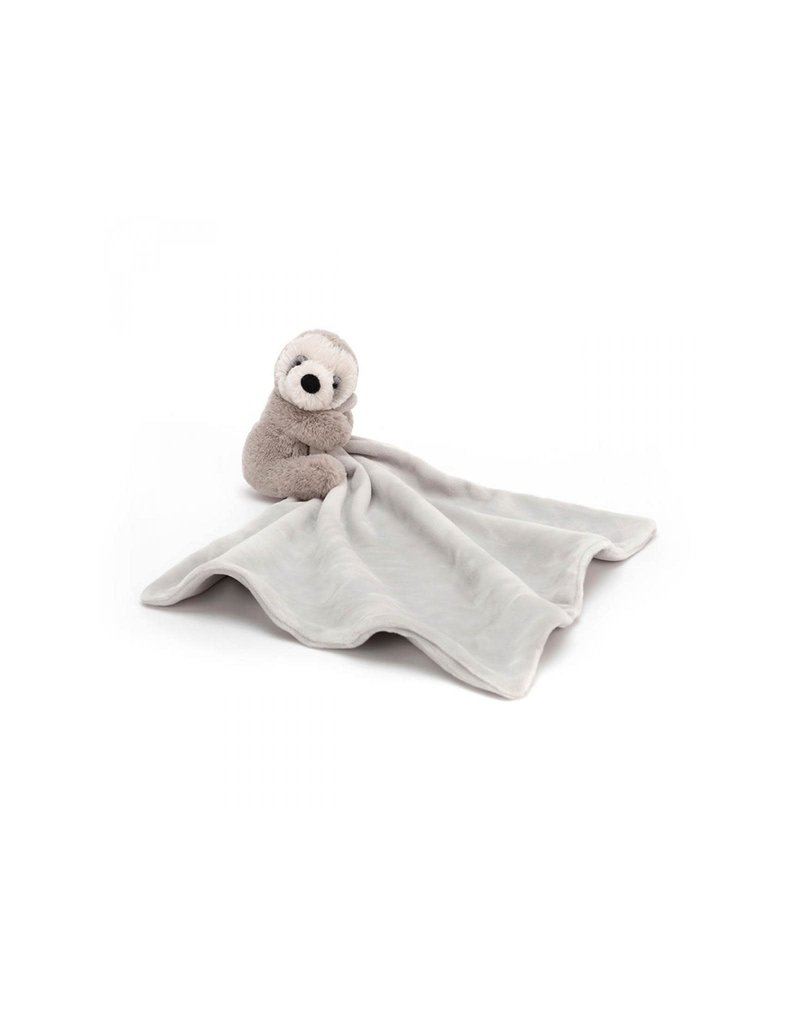 jellycat Shooshu Sloth Soother