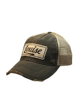 Vintage Life Louise Distressed Trucker Cap
