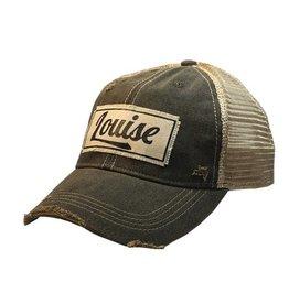 Vintage Life Louise Distressed Trucker Cap