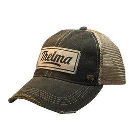 Vintage Life Thelma Distressed Trucker Cap