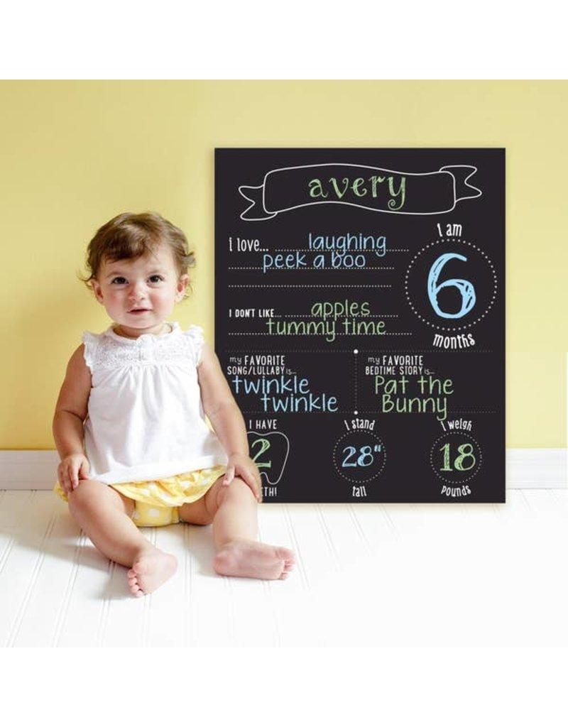 Pearhead Baby Highlights Sharing Chalkboard