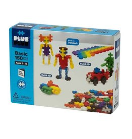 Plus-Plus USA 150 pc Basic