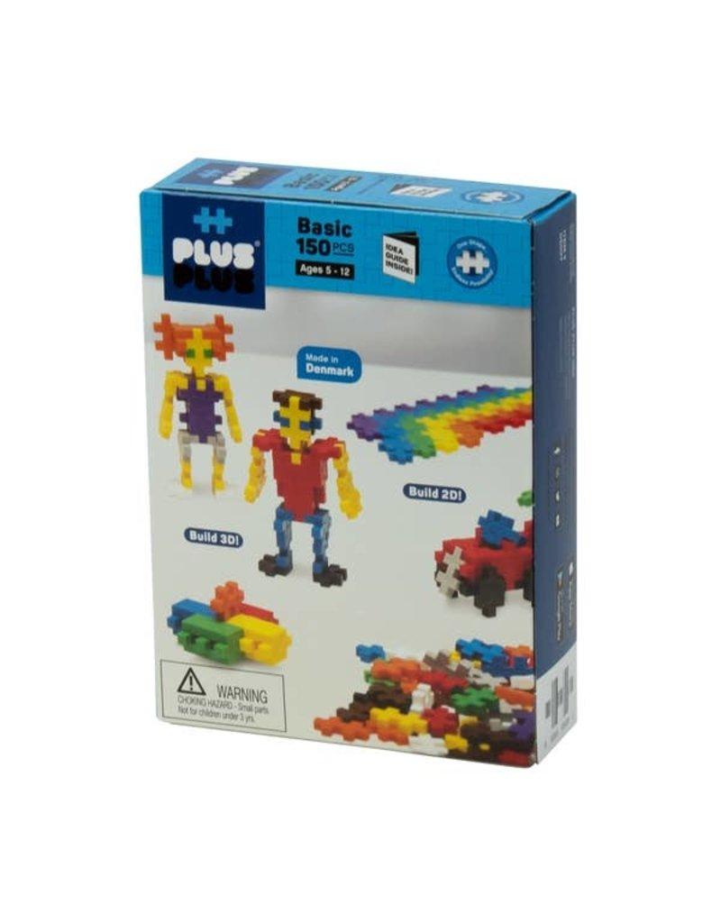 Plus-Plus USA 150 pc Basic