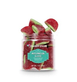 Candy Club Candy Club- Watermelon Slices 7oz
