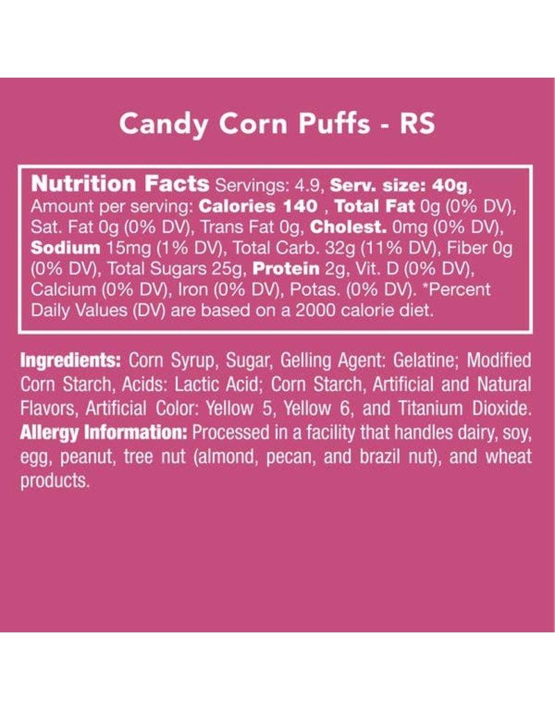 Candy Club Candy Club- Candy Corn Puffs 7oz