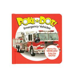 Melissa & Doug Small Poke A Dot: Emergency Vehicles