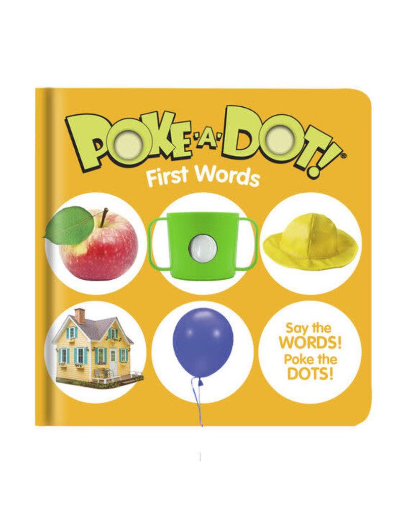 Melissa & Doug Small Poke A Dot: First Words