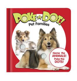 Melissa & Doug Small Poke A Dot: Pet Families