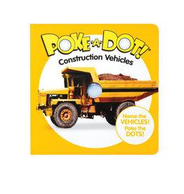 Melissa & Doug Small Poke A Dot: Construction Vehicles