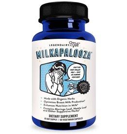 Legendairy Milk Milkapalooza® Milkapalooza® Milkapalooza® ORGANIC LACTATION BLEND