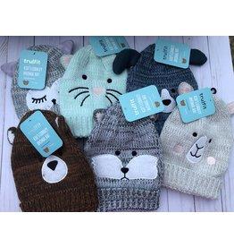 Swanky Babies Kid's Cuddley Animal hat