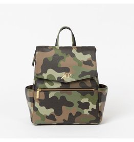 Freshly Picked Freshly Picked Mini Diaper Bag- Camo