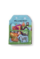 Melissa & Doug K's Kids - Who Lives Here?