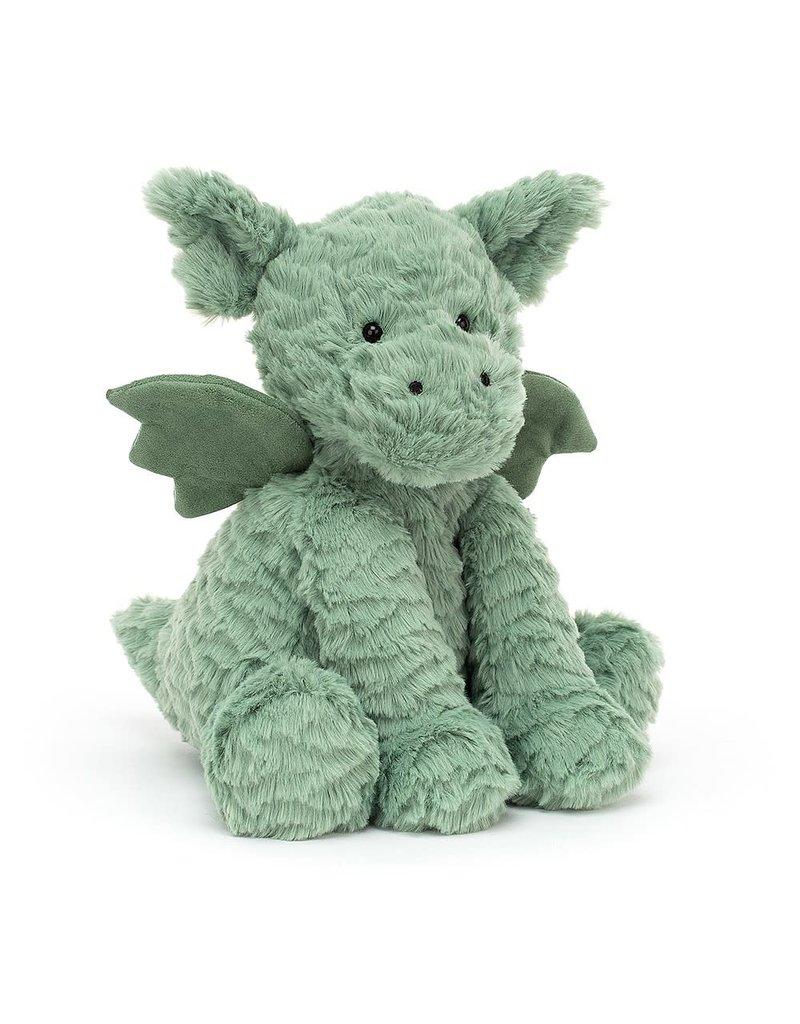 jellycat Fuddlewuddle Dragon Medium