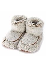 Warmies Marshmallow Brown Warmies Boots