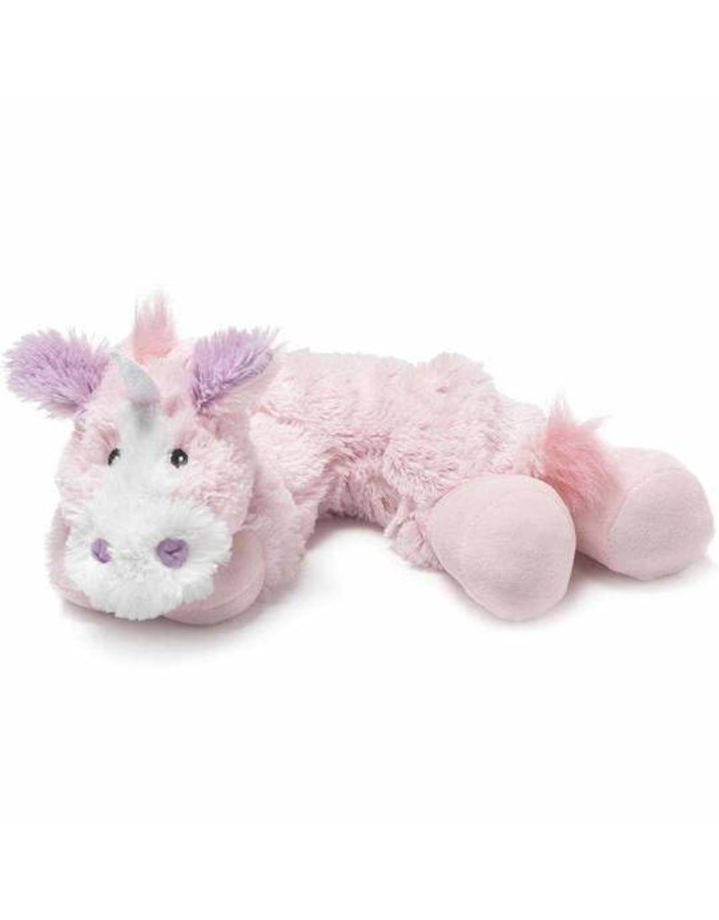 "Warmies Unicorn Warmies Plush Wrap (20"")"