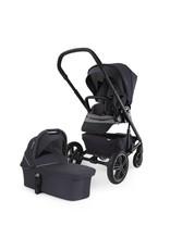 Nuna Jett Mixx stroller + bassinet set